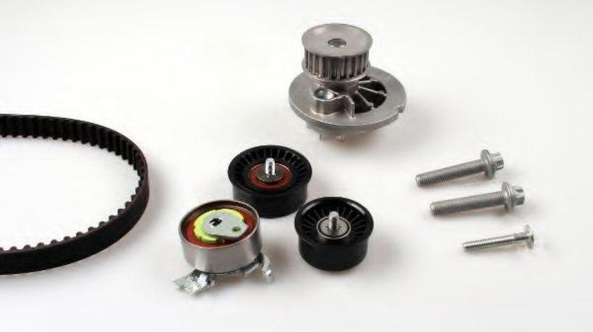 Set pompa apa + curea dintata OPEL ZAFIRA A (F75) (1999 - 2005) HEPU PK03241 produs NOU