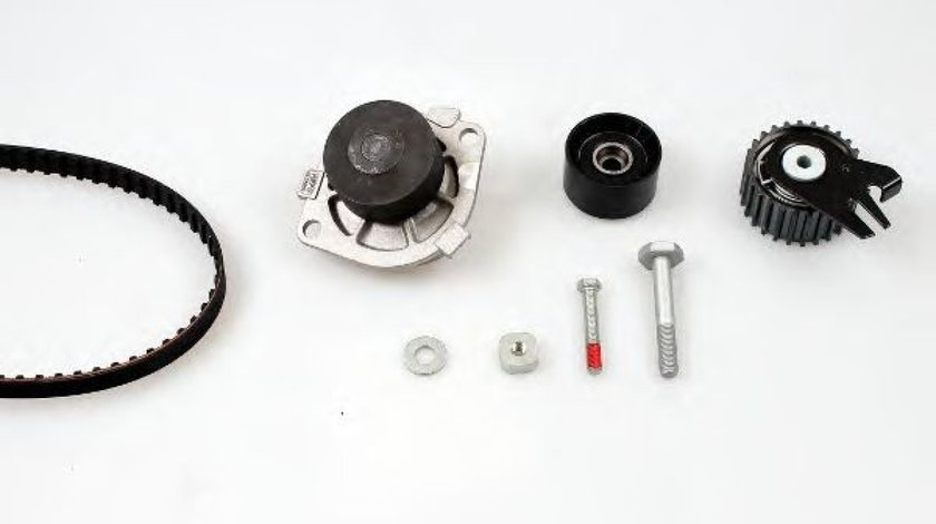 Set pompa apa + curea dintata OPEL ZAFIRA TOURER C (P12) (2011 - 2016) HEPU PK10894 produs NOU