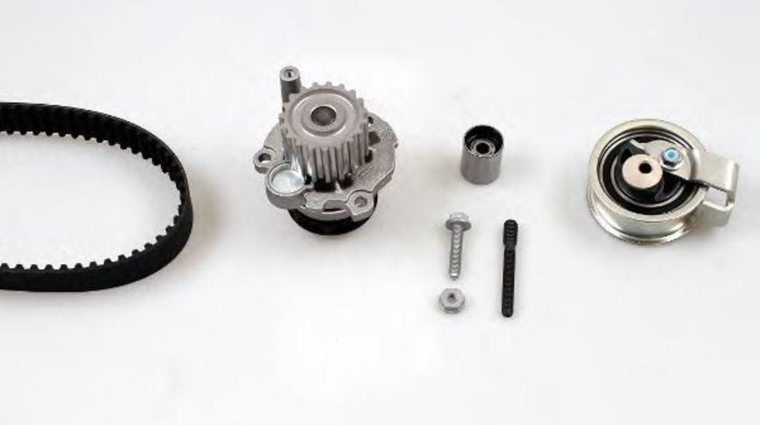 Set pompa apa + curea dintata VW GOLF IV (1J1) (1997 - 2005) HEPU PK05502 - produs NOU