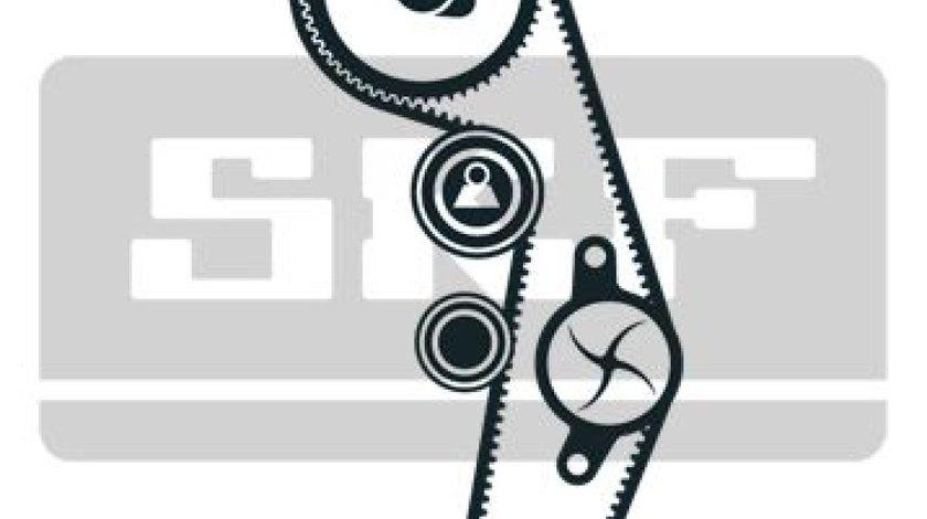Set pompa apa + curea distributie VW TRANSPORTER V platforma / podwozie 7JD 7JE 7JL 7JY 7JZ Producator SKF VKMC 01250-2