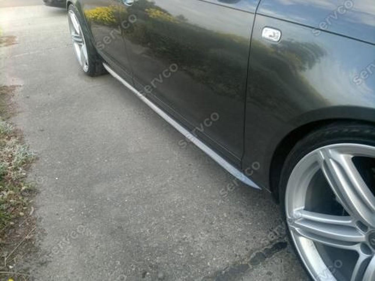 Set praguri Audi A6 C6 4F Sline 2004-2011 v1