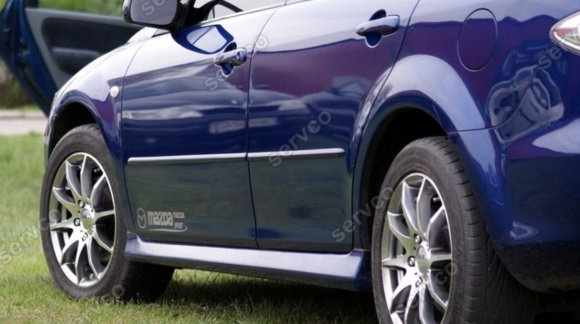 Set praguri tuning sport Mazda 6 MPS 2002-2008 v1