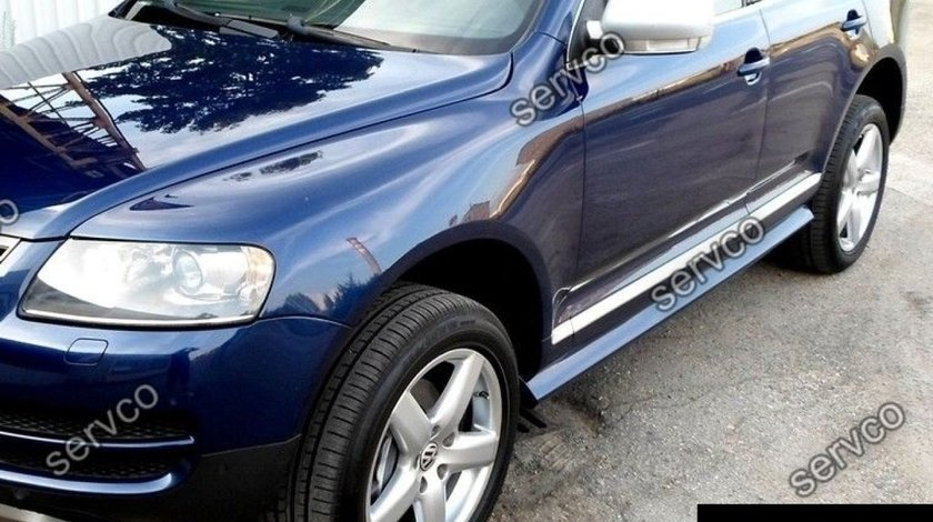 Set prelungire ornamente praguri sport tuning Volkswagen VW Touareg 7L R50 ver1