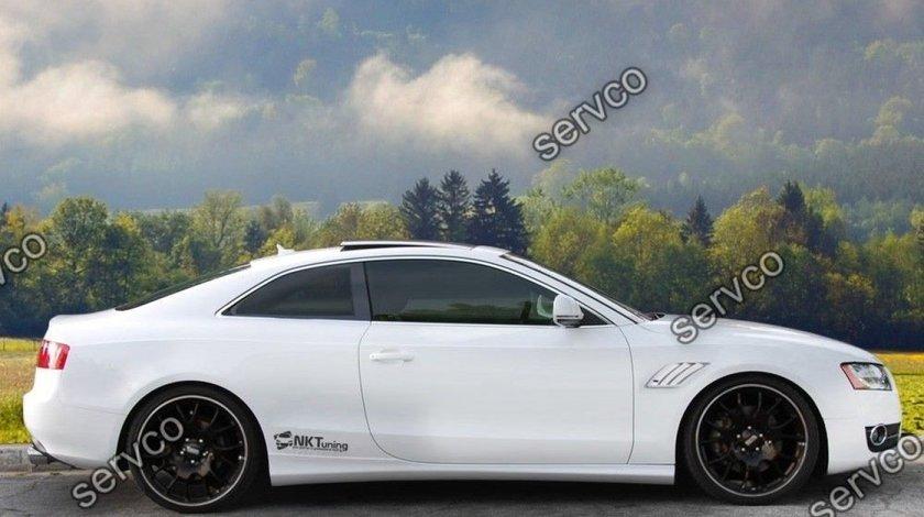 Set prelungiri laterale praguri Audi A5 Coupe Votex S5 Sline 2009-2012 v1