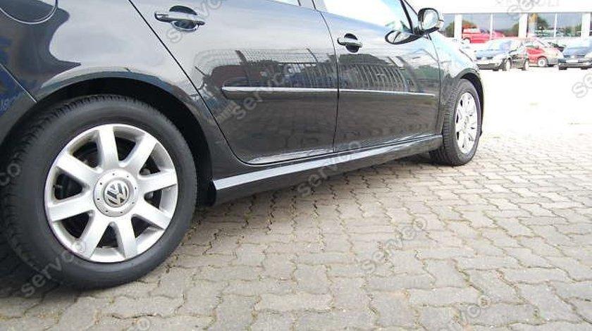 Set prelungiri laterale praguri tuning sport VW Golf 5 + 2004-2008 v1