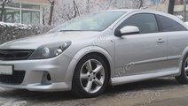 Set prelungiri praguri Opel Astra H GTC OPC Line 2...