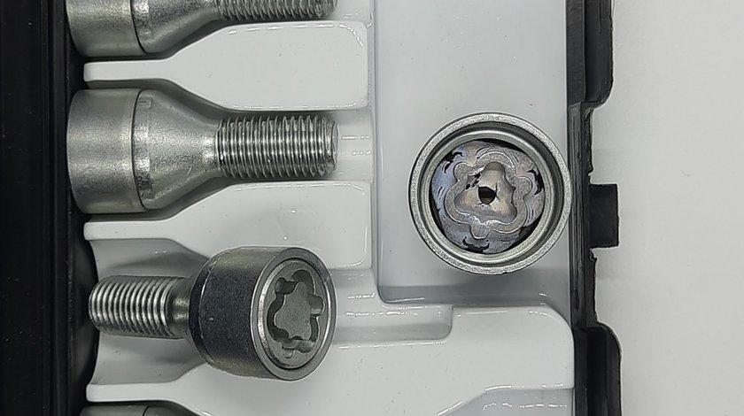 Set prezoane antifurt Starlock M12x1.5, Dacia, Renault, Opel, Suzuki