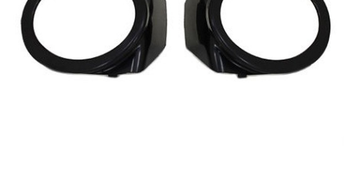 Set  proiectoare ceata fumurii BECURI RAME BMW E46 pentru bara M