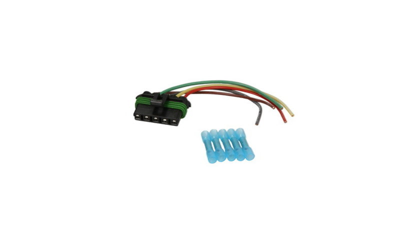 Set reparat cabluri, motor stergator parbriz CITROEN JUMPER Box SENCOM SEN503080