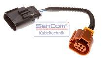 Set reparat cabluri, supapa EGR IVECO DAILY IV Box...