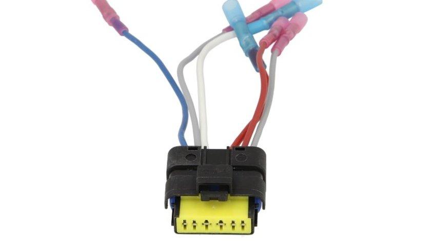 Set reparat cabluri, supapa EGR RENAULT CLIO II (BB_, CB_) SENCOM SEN9910500