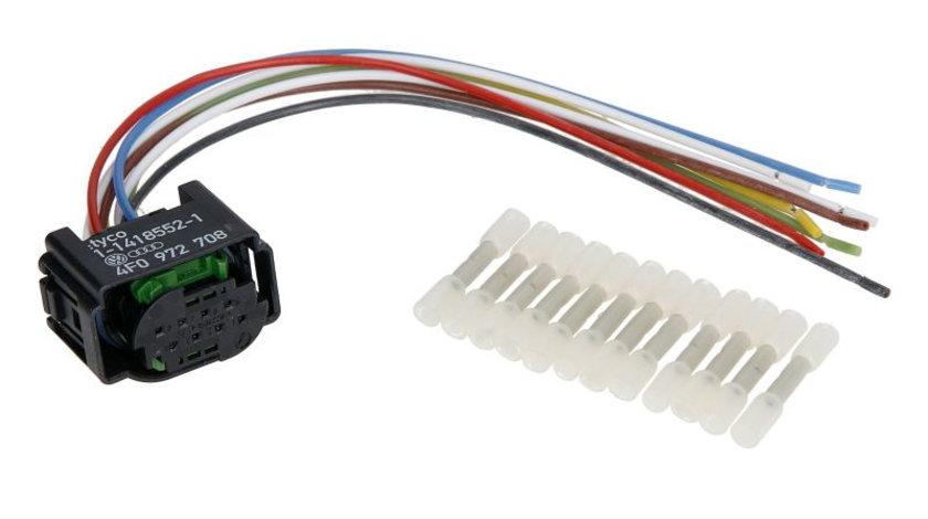 Set reparatie cabluri ABARTH 500 / 595 / 695, 500C / 595C / 695C; ALFA ROMEO GIULIA, STELVIO; FIAT 500, 500 C, 500L, 500X; JEEP COMPASS, GRAND CHEROKEE IV dupa 2007