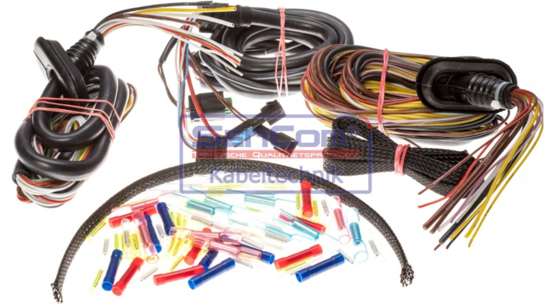 Set reparatie cabluri BMW Seria 5 (E61) 2.0-5.0 intre 2004-2010