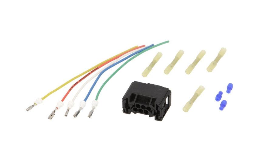 Set reparatie cabluri faruri AUDI A3, A4, A4 ALLROAD, A6, A8, ALLROAD, TT; BMW Seria 1 (E81), 1 (E82), 1 (E87), 1 (E88), 3 (E46), 3 (E90), 3 (E91), 3 (E92), 3 (E93), 5 (E39), 5 (E60)