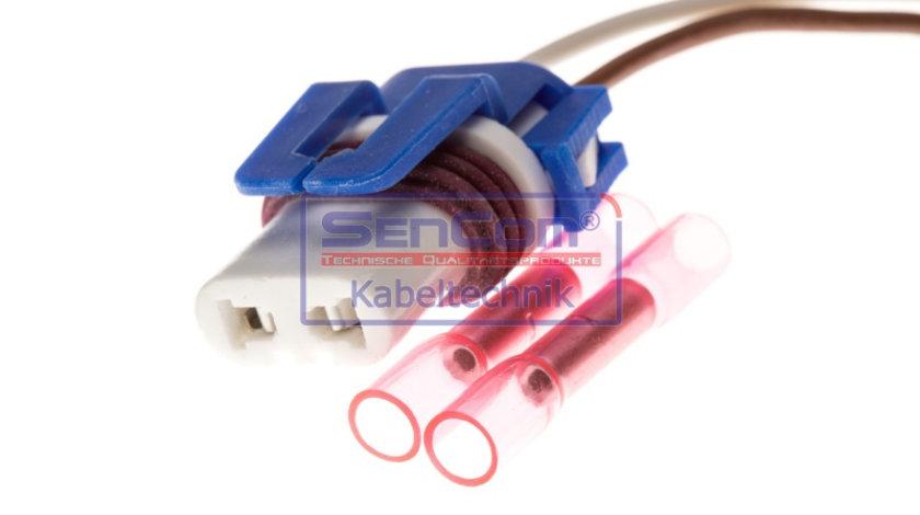 Set reparatie cabluri H10; H12; HB3 AUDI; BMW; VW CADILLAC SEVILLE; CHEVROLET TRAILBLAZER; CHRYSLER VISION; HONDA INTEGRA; JEEP COMMANDER; LEXUS RX; NISSAN TERRANO II