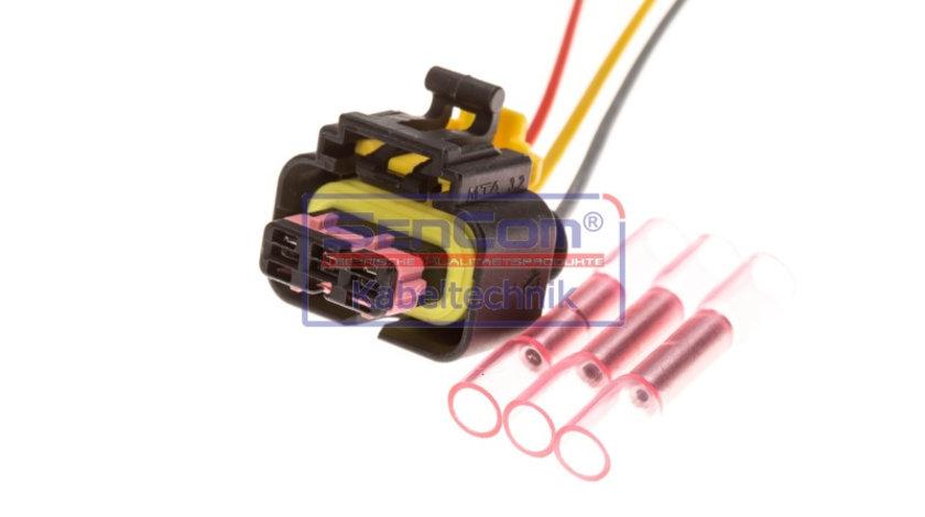 Set reparatie cabluri la turbina CITROEN JUMPER; FIAT DUCATO; PEUGEOT BOXER 2.3D/3.0CNG/3.0 d dupa 2006
