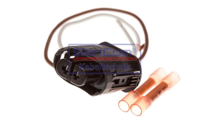 Set reparatie cabluri pentru H8 AUDI A1, A3, A4, A4 ALLROAD, A5, A7, A8, Q5, TT; BMW Seria 1 (E81), 1 (E82), 1 (E87), 1 (E88), 1 (F20), 1 (F21), 2 (F22, F87), 2 (F23), 2 (F45) dupa 1996