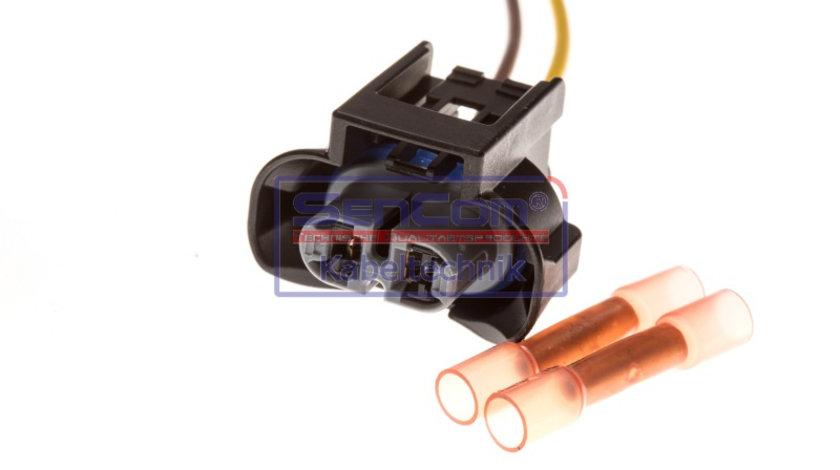 Set reparatie cabluri pentru soclu AUDI A4, A6, A6 ALLROAD, ALLROAD; CHEVROLET CORVETTE; KIA OPTIMA; MERCEDES S (W221); MINI (R50, R53), (R52), (R56), (R57); PORSCHE 911