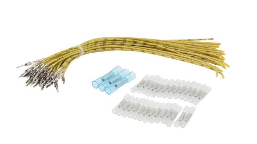 Set reparatie cabluri pentru usa fata (200mm, cu 29 pini, cu acoperire, stanga/dreapta) FORD GALAXY; SEAT ALHAMBRA; VW SHARAN intre 1995-2010