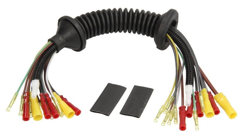 Set reparatie cabluri portbagaj (250mm, cu 13 pini, cu acoperire) ABARTH GRANDE PUNTO; FIAT GRANDE PUNTO 1.2-1.9 dupa 2005