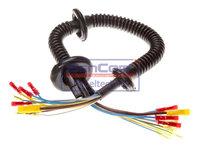 Set reparatie cabluri portbagaj (300mm, cu 14 pini, cu acoperire) BMW Seria 3 (E46) intre 1998-2006