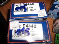 SET REPARATIE ETRIER MERCEDES SPRINTER, COD AUTOFREN D44440