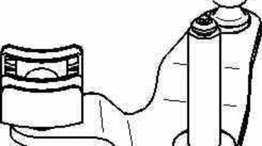 Set reparatie levier cutie de viteze AUDI A3 8L1 TOPRAN 111 332
