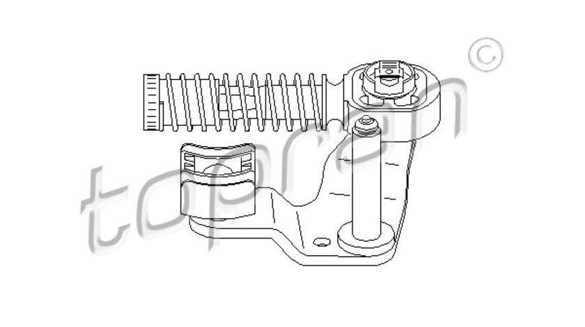 Set reparatie levier cutie de viteze VW POLO 9N Producator TOPRAN 111 333