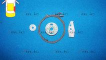 Set reparatie macara geam AUDI A4 2002-2009 Spate ...