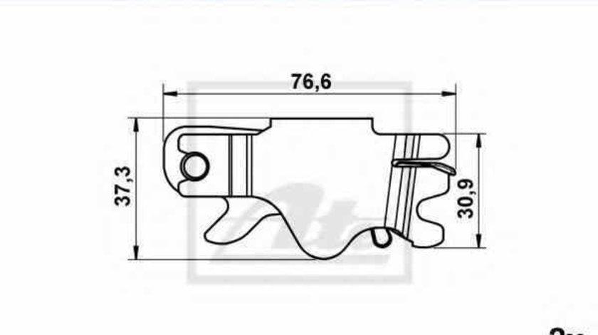 Set reparatie reglare automata BMW 3 E46 ATE 03.0137-9702.2