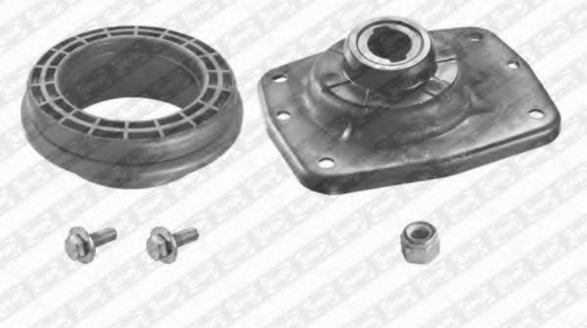 Set reparatie, rulment sarcina amortizor PEUGEOT 807 (E) (2002 - 2016) SNR KB659.17 piesa NOUA
