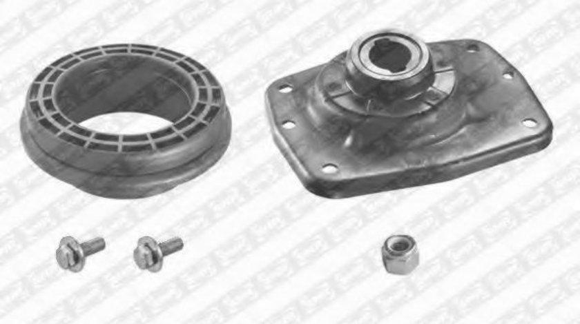 Set reparatie, rulment sarcina amortizor PEUGEOT 807 (E) (2002 - 2016) SNR KB659.16 piesa NOUA