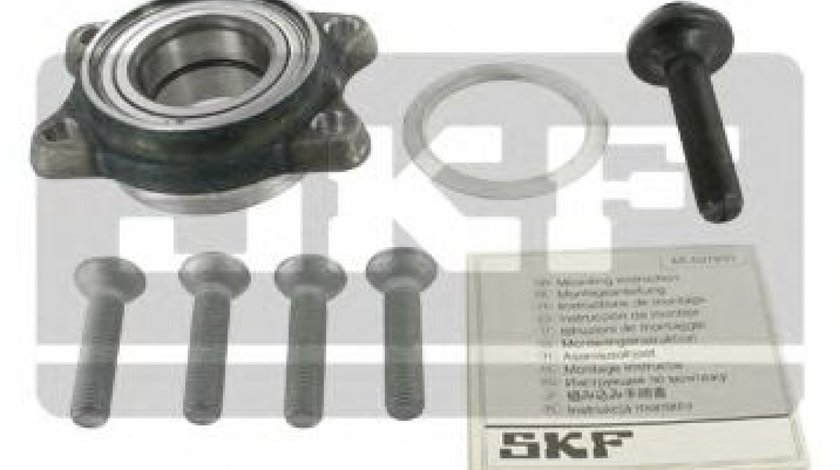 Set rulment roata AUDI A6 (4B2, C5) (1997 - 2005) SKF VKBA 3536 produs NOU