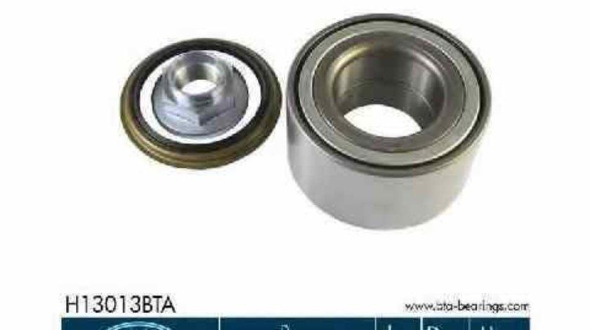 Set rulment roata MAZDA RX 7 III FD Producator BTA H13013BTA