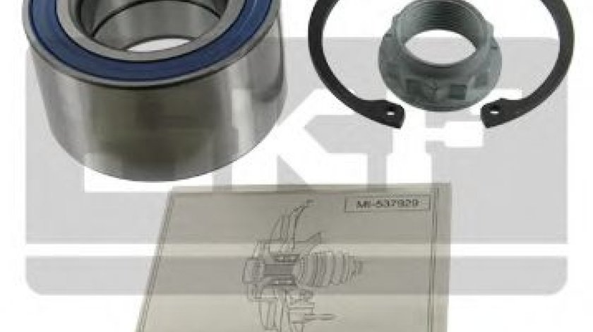 Set rulment roata MERCEDES S-CLASS Cupe (C215) (1999 - 2006) SKF VKBA 3628 produs NOU