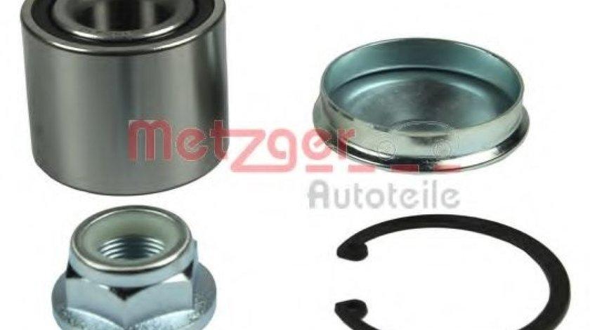 Set rulment roata RENAULT CLIO III Grandtour (KR0/1) (2008 - 2012) METZGER WM 6658 piesa NOUA