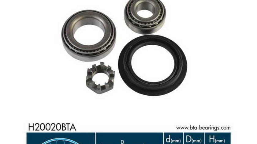 set rulment roata roata OPEL CORSA B (S93) BTA H20020BTA