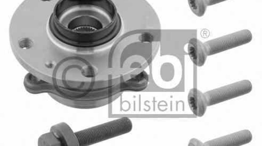 Set rulment roata VW GOLF PLUS 5M1 521 FEBI BILSTEIN 27317