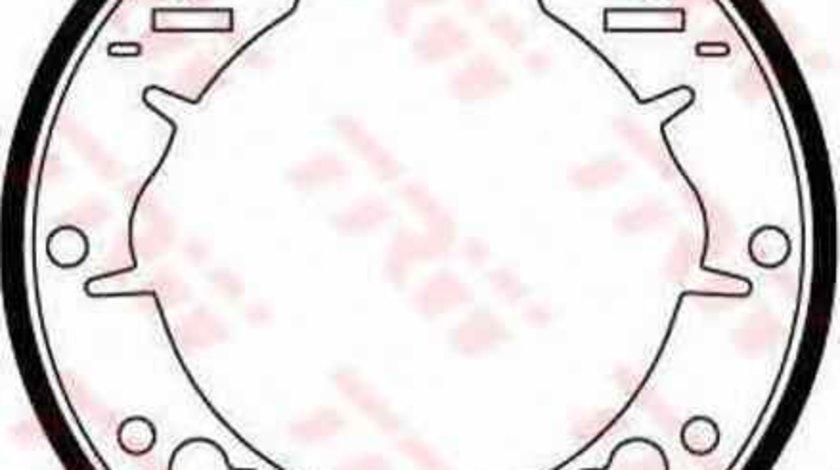 Set saboti frana DAF 33 TRW GS6028