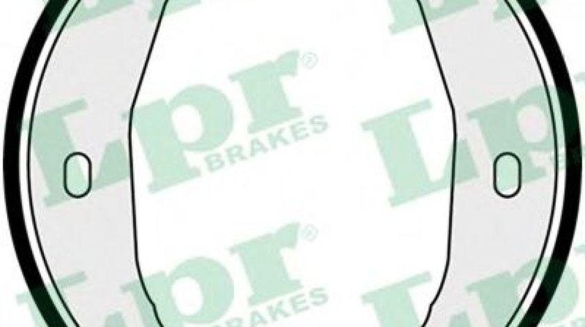 Set saboti frana, frana de mana BMW Seria 3 (E90) (2005 - 2011) LPR 08100 piesa NOUA