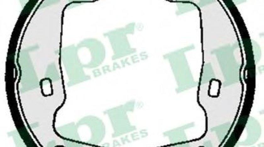 Set saboti frana, frana de mana OPEL ASTRA F Hatchback (53, 54, 58, 59) (1991 - 1998) LPR 02570 piesa NOUA