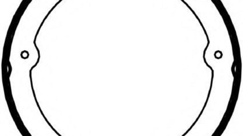 Set saboti frana, frana de mana TOYOTA LAND CRUISER 200 (VDJ2_, UZJ2_) (2007 - 2016) FERODO FSB4067 piesa NOUA