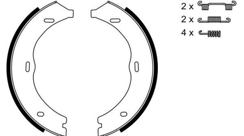 Set saboti Mercedes A6394200220 ( LICHIDARE DE STOC)