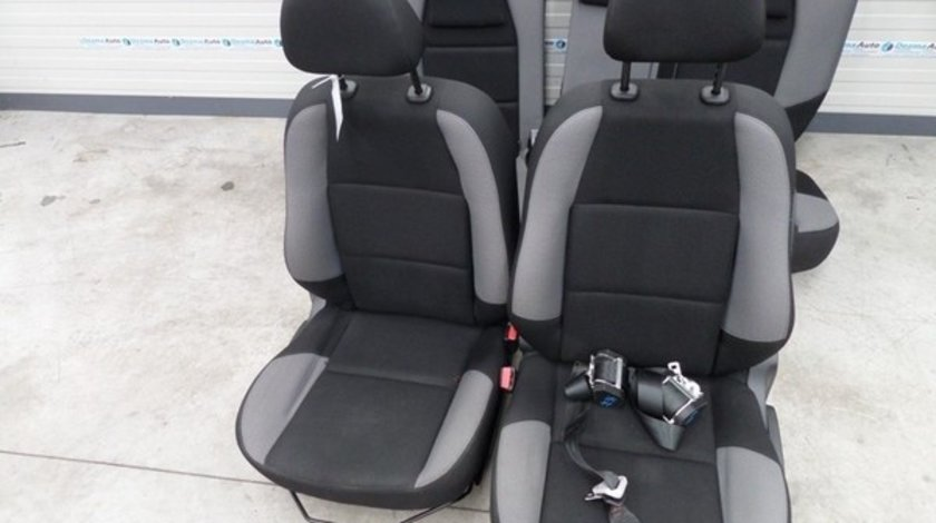 Set scaune cu bancheta Peugeot 207 Van 2007-2012