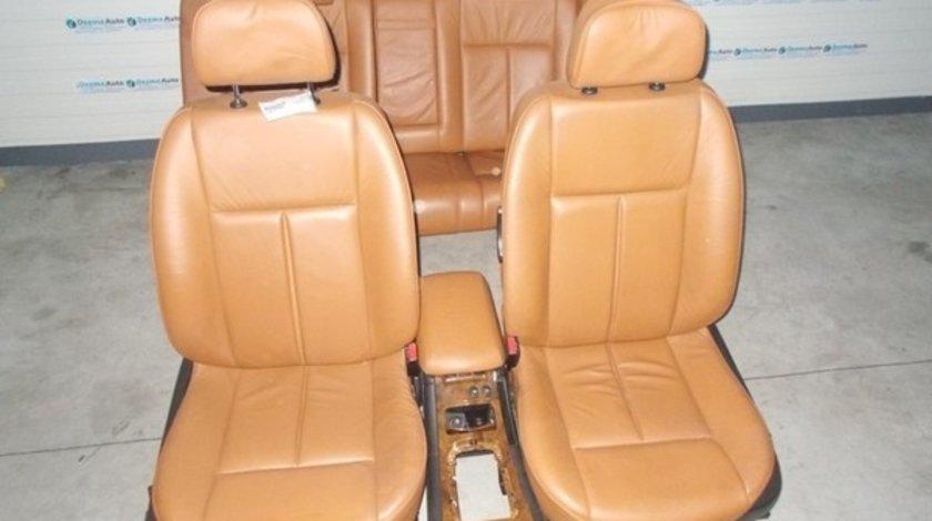 set scaune cu bancheta Peugeot 607