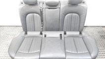 Set scaune electrice incalzite cu banchete, Audi A...