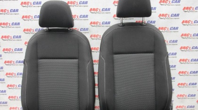Set scaune fata (material textil) VW Golf 7 2014-2020, 4 usi, fara incalzire