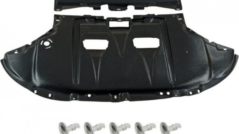 Set Scut Motor + Scut Cutie Viteze + Kit Montaj Am Audi A4 B6 2000-2004 8E0863821AR+8E0863822D+ROM 93000