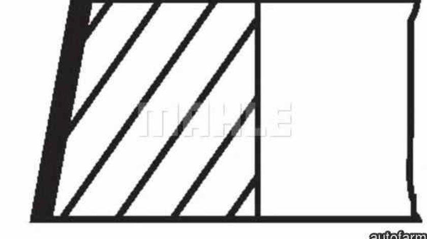Set segmenti piston BMW X4 F26 MAHLE ORIGINAL 081 RS 00105 0N0