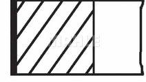 Set segmenti piston OPEL ASTRA F 56 57 MAHLE ORIGI...